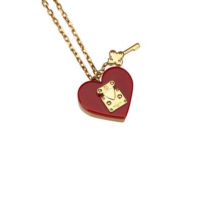 Louis Vuitton Lock Me Halskette