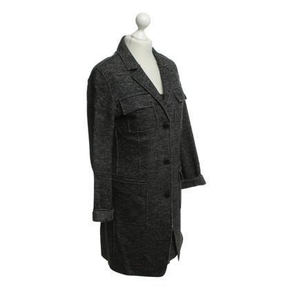 P.A.R.O.S.H. Kleid aus Tweed