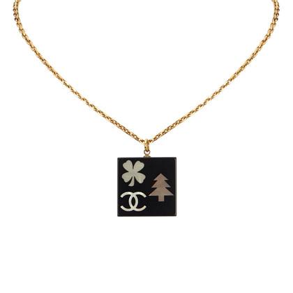 Chanel Charm Hanger Ketting