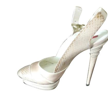 Cesare Paciotti escarpins sandales