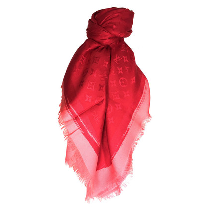 Louis Vuitton Monogram Arty doek in het rood