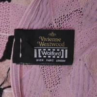 Wolford T-shirt with rhombus pattern