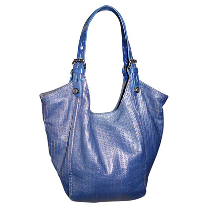 Givenchy Leather handbag in blue