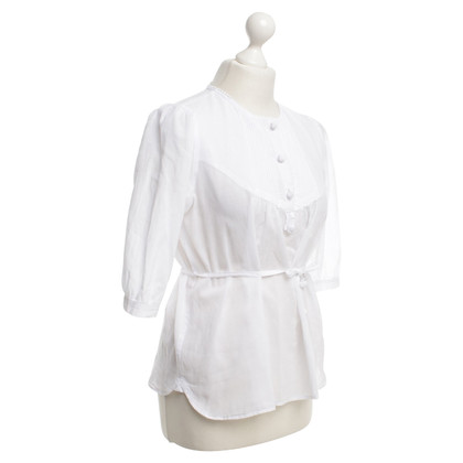 See by Chloé Camicia in bianco