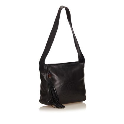 Chanel Leather Tassel Shoulder Bag