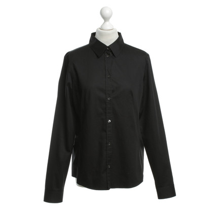 Hugo Boss Bluse in Schwarz