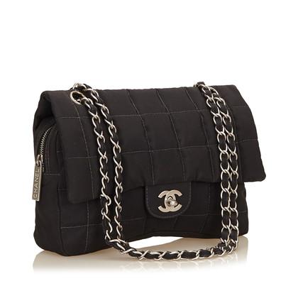 Chanel Choco Bar Shoulder Bag