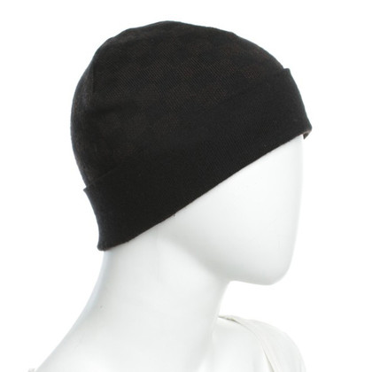 Louis Vuitton Knitted cap in bicolor