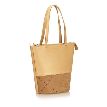 Burberry Suede Handbag