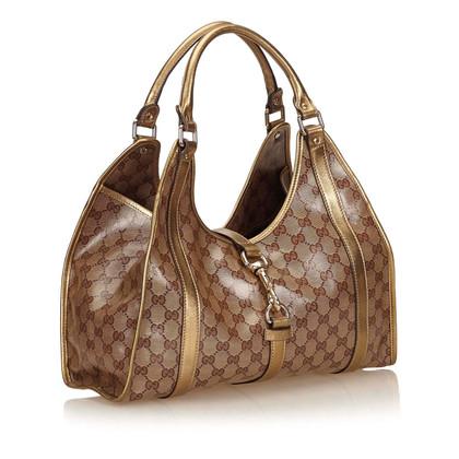 Gucci Guccissima PVC Shoulder Bag