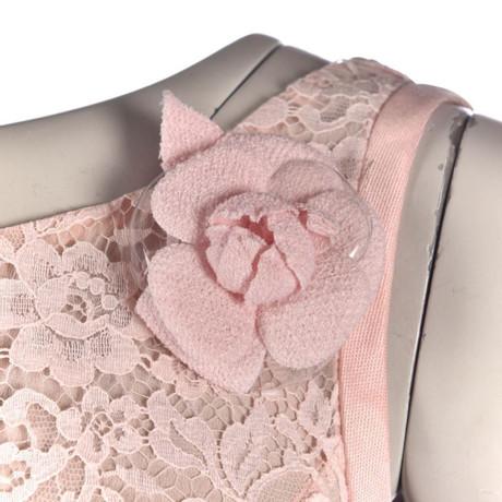 amp; Dolce Gabbana Rosa Kleid Dolce Pink amp; Kleid Gabbana gXSZWnS