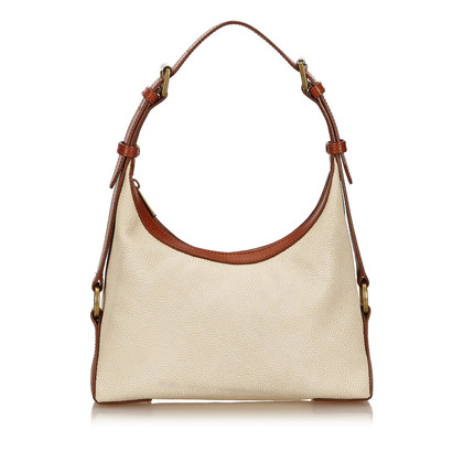 Mulberry Textured Leather Handbag