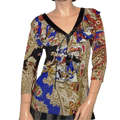 Roberto Cavalli Multicolor sweater