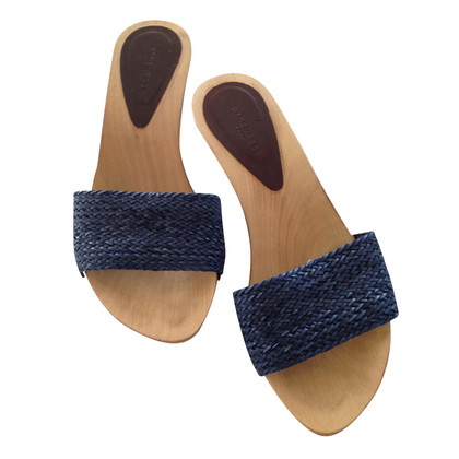 Strenesse Blue wood Sandals