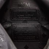 MCM Visetos PVC Duffel Bag