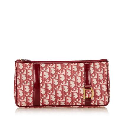 Christian Dior Diorissimo PVC clutch Tasche