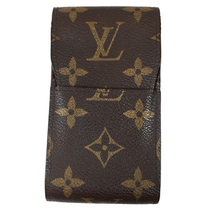 Louis Vuitton Zigarettenetui Monogram Canvas