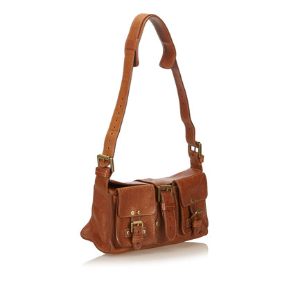Mulberry Leather Mini Roxanne