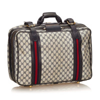 Gucci Guccissima Web Luggage