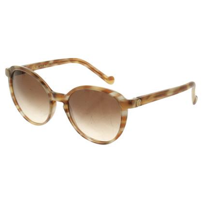 Louis Vuitton Sonnenbrille in Braun