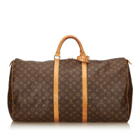 louis vuitton monogram keepall 60 second hand louis vuitton monogram keepall 60 gebraucht. Black Bedroom Furniture Sets. Home Design Ideas