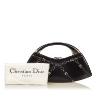 Christian Dior Patent Leather Handbag
