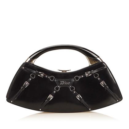 Christian Dior Patent Leather Handbag