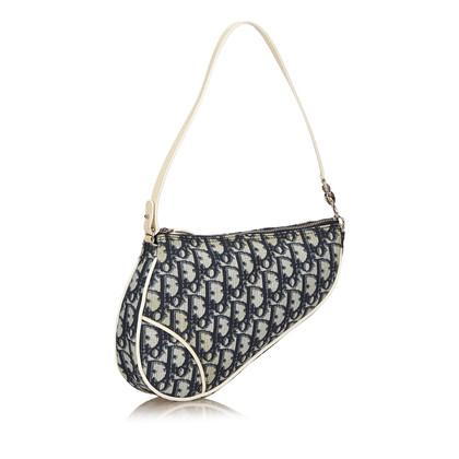 Christian Dior Diorissimo Saddle Handbag