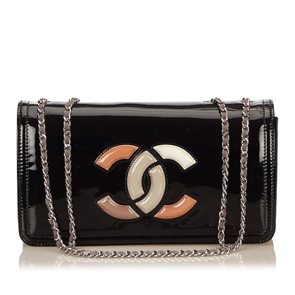 Chanel  Lipstick Flap Bag