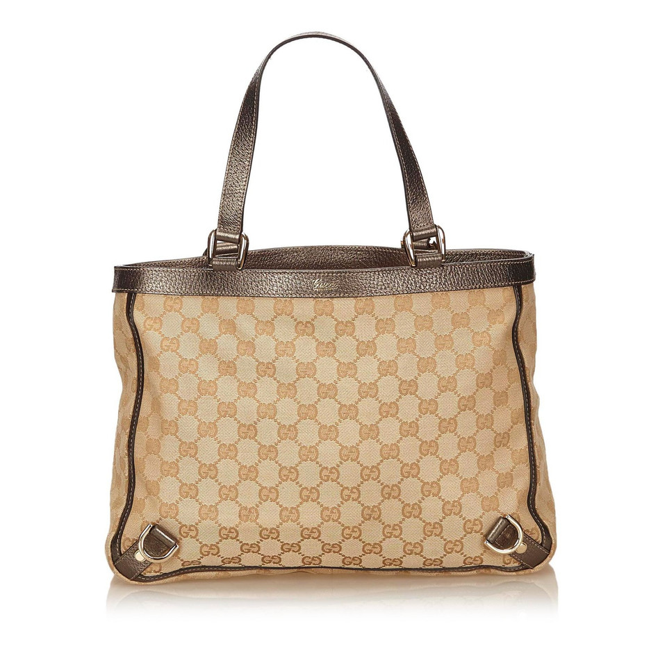 Gucci Abbey D-Ring Tote Bag