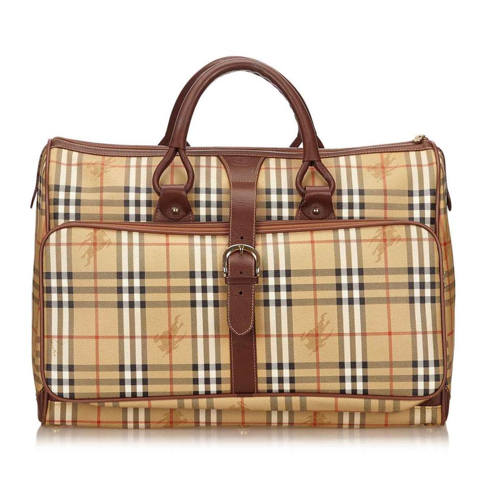 Borse da viaggio burberry : Burberry borsa da viaggio in pvc plaid compra