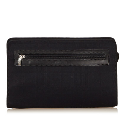 Burberry Nylon clutch Sac