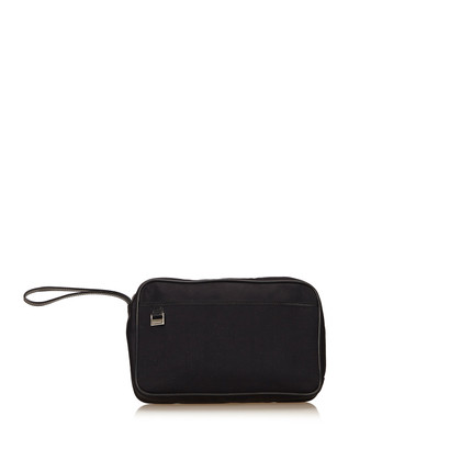 Burberry Nylon clutch Tasche