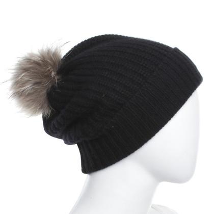 Andere merken Le Petit Chou - hoed met bontrand
