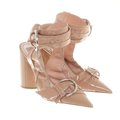 Christian Dior pumps in Nude