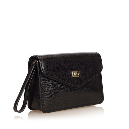 Burberry Sac en cuir clutch
