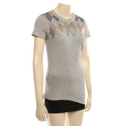 Sport Max T-shirt in grijs