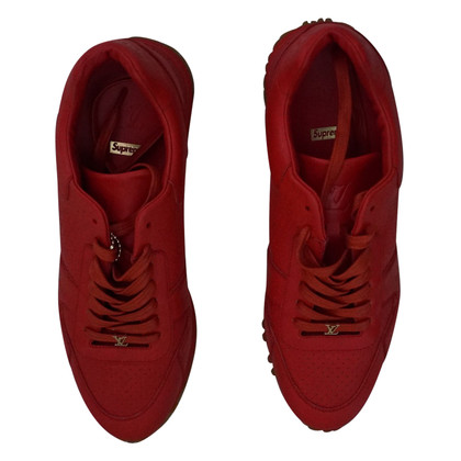 Louis Vuitton Louis Vuitton X Supreme Sneakers