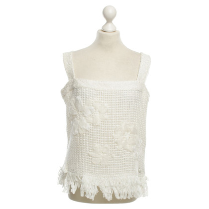 Chanel Top in White