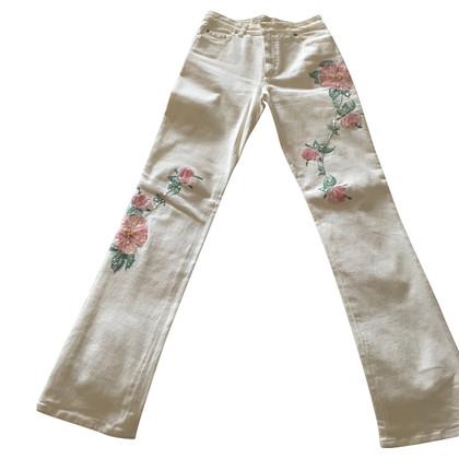 Blumarine Jeans bianco