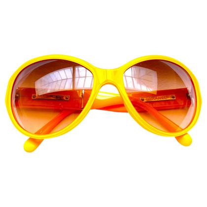 Chanel Occhiali da sole in arancione