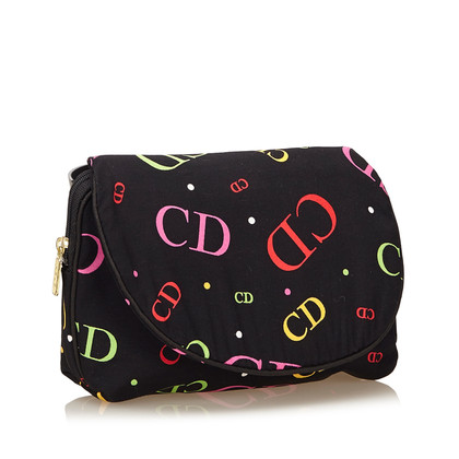 Christian Dior Cotton Pouch