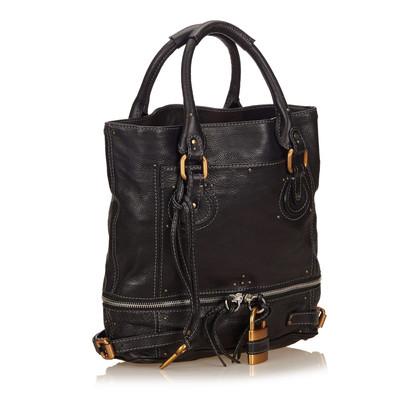 Chloé Leather Paddington Tote