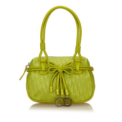 Christian Dior Nylon Handbag
