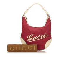 Gucci Nylon Shoulder Bag