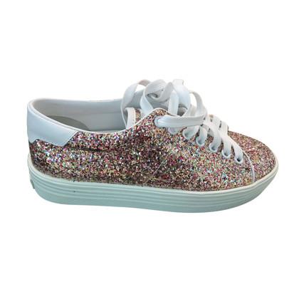 Saint Laurent Leder Sneakers