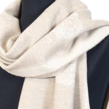 Rena Lange Sciarpa in cashmere / lana / seta
