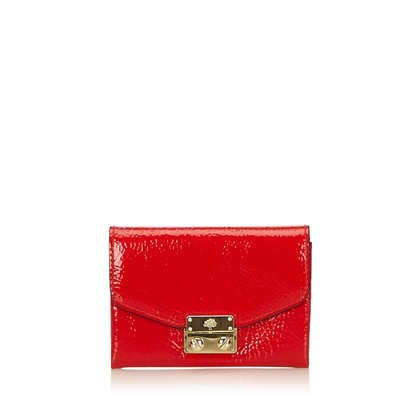 Mulberry Patent Leren Coin Pouch