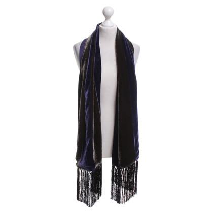 Giorgio Armani Velvet scarf