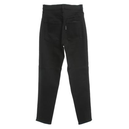 Chanel Jeans in Schwarz